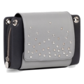 NYBER Purse Gray/Silver