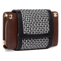 NYBER Purse Brown/Gold