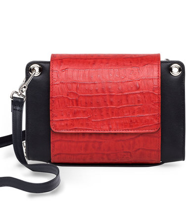 NYBER Purse &amp; Sleeve<br> Rouge Allure!