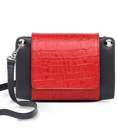 NYBER Purse & Sleeve<br> Rouge Allure!